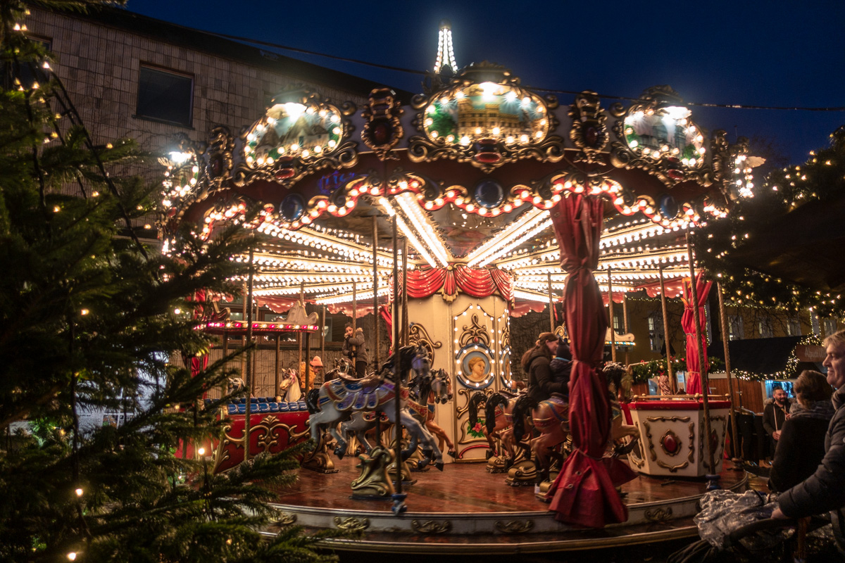 Julemarkedet i Aalborg