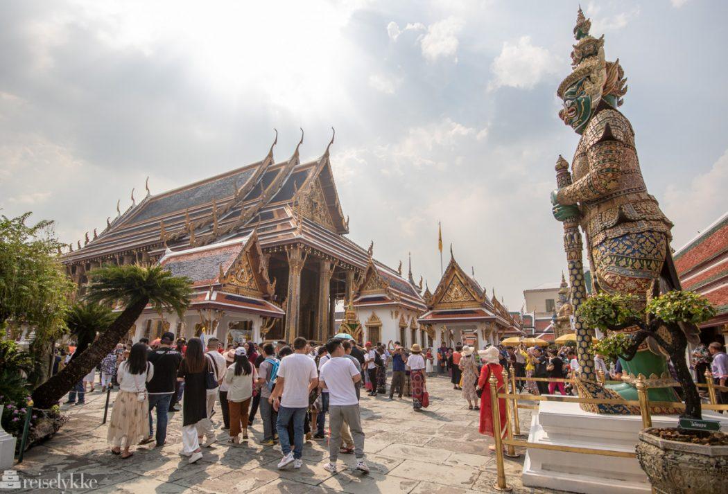 Grand Palace Rattanakosin Island Bangkok