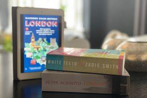 Bøker om London – Les deg rundt i storbyen
