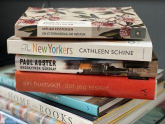 Bøker om New York