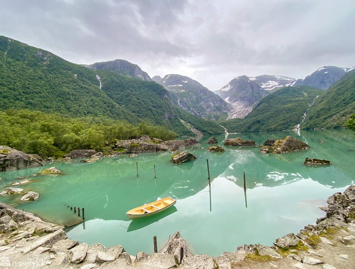 Bondhusvatnet Hardanger
