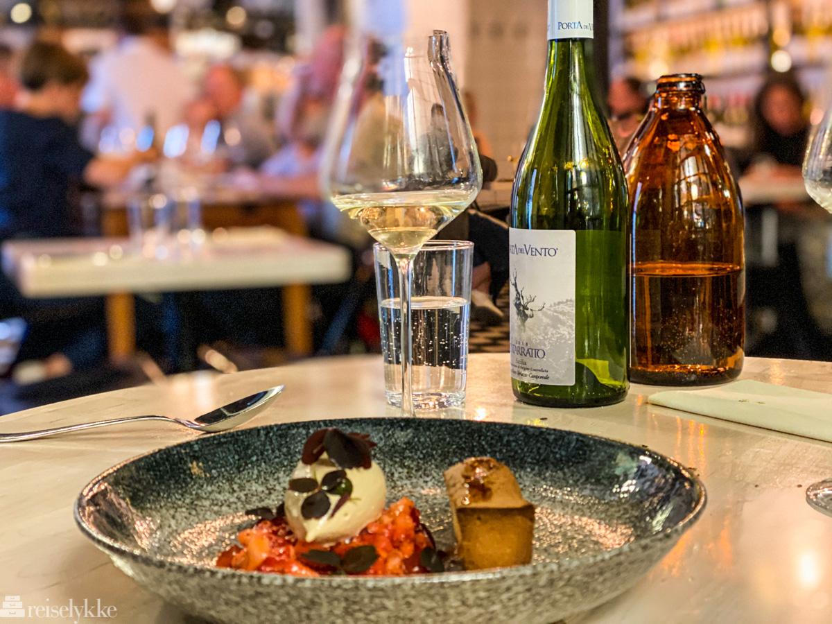 Restaurant-favoritter i Oslo