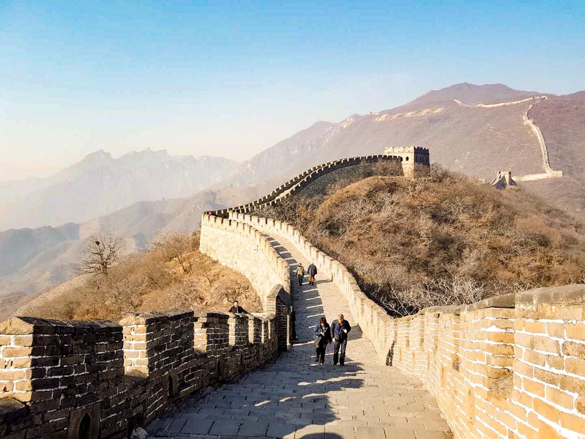 Den kinesiske mur, Beijing