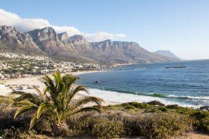 Reisetanker fra Sør-Afrika