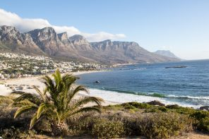 Camps Bay, Cape Town, Sør-Afrika