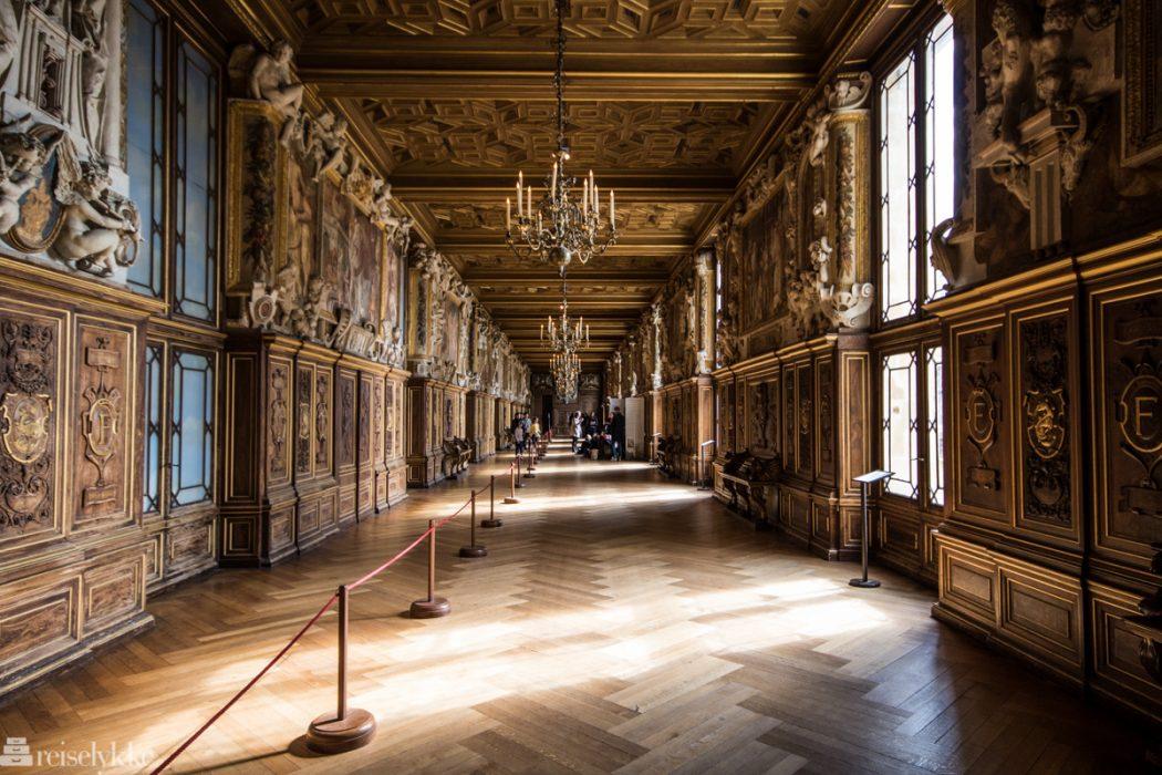 Chateau de Fontainebleau