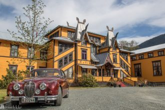 Dalen Hotel - et stykke Norgeshistorie