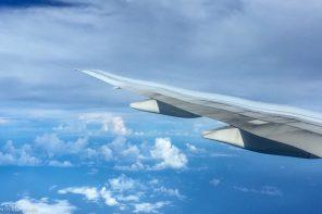 Bør vi ha vond samvittighet for å fly?