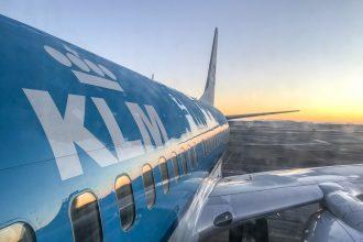 Flyreise KLM