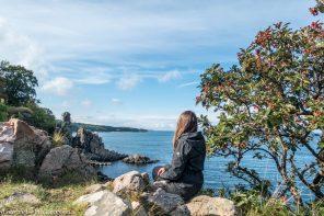 Kvinner som reiser alene