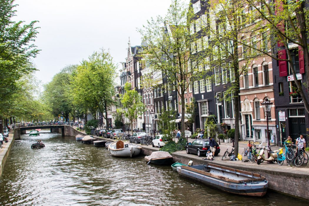 Hip hygge i Amsterdam