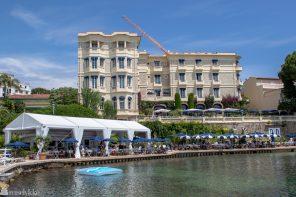Hotel Le Belle Rives Juan-les-Pains