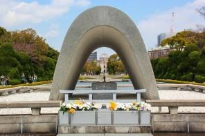 Peace Memorial Park i Hiroshima