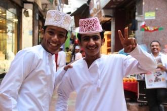 Mutrah Souk, Oman