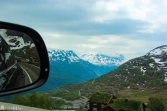 Norge i mai: roadtrip over fjellet