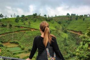 Reise alene illustrasjonsfoto