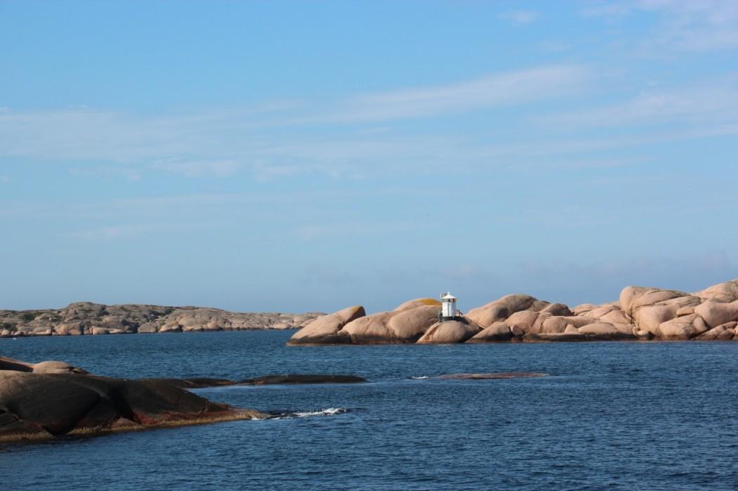 Lysekil, Bohuslän, Blåskjellsafari