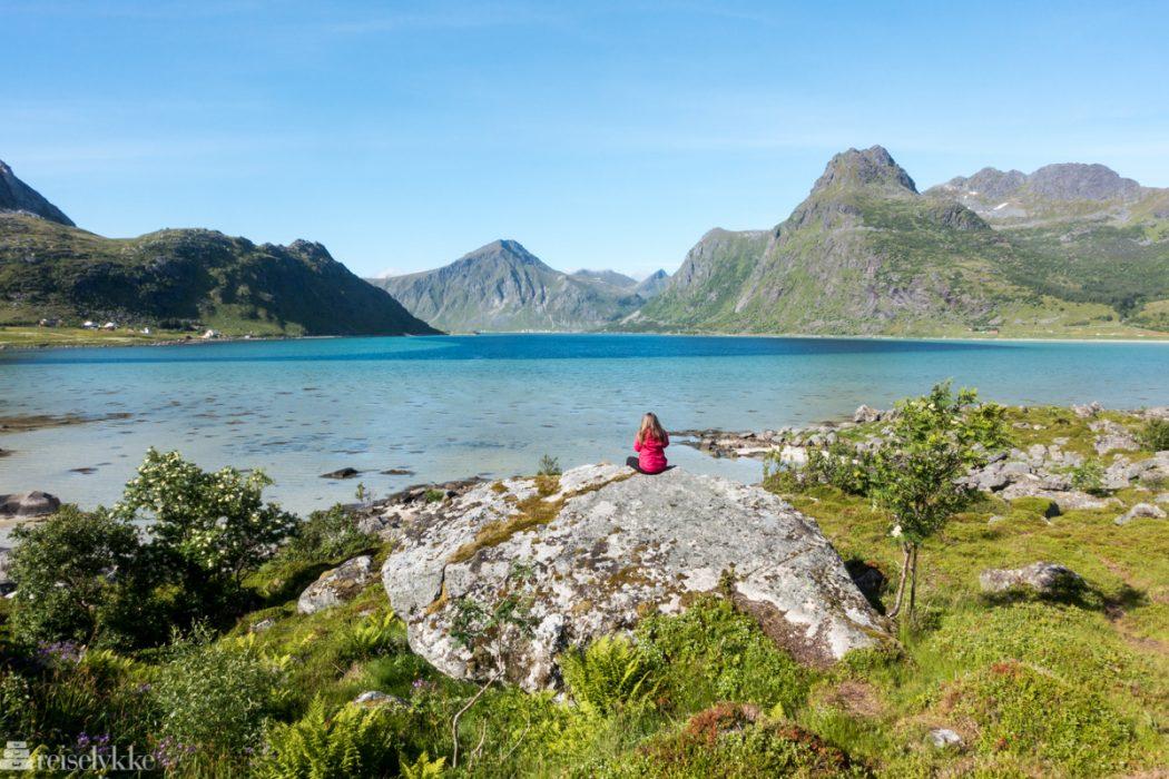 Idyll i Lofoten