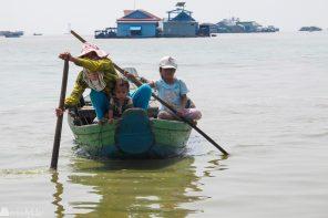 Innsamlingsaksjon til Tonlé Sap