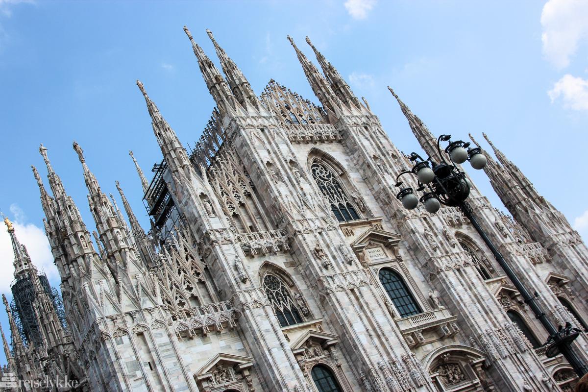 Katedralen i Milano