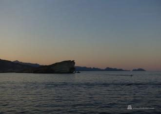 Oman ved sjøen
