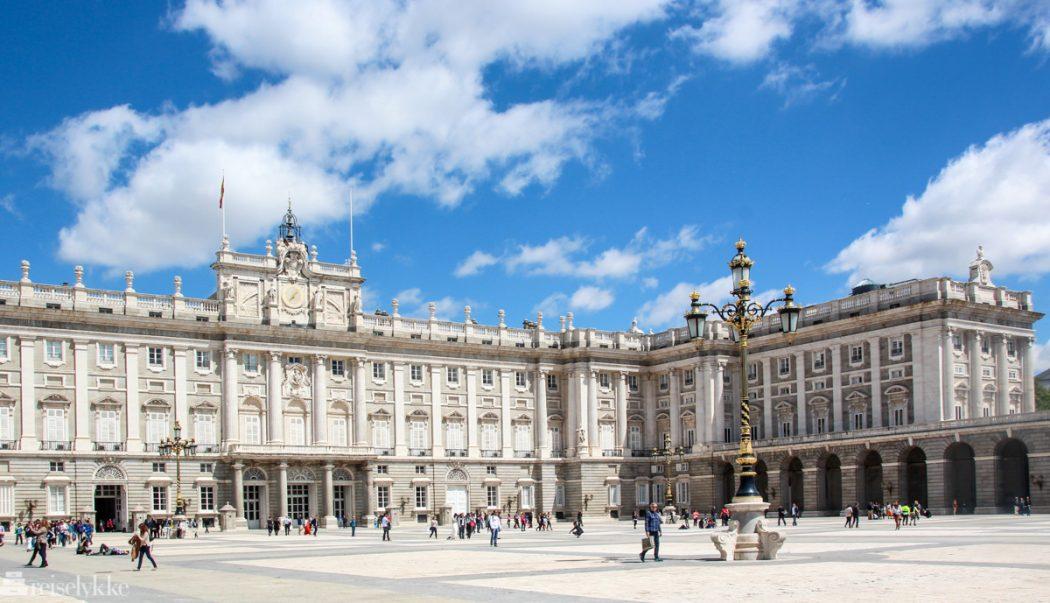 Palacio Real i Madrid