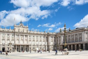 Palacio Real i Madrid
