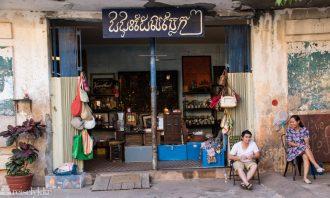 Shop i Kampot