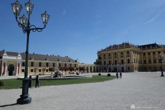 Schloss Schönbrunn i Wien
