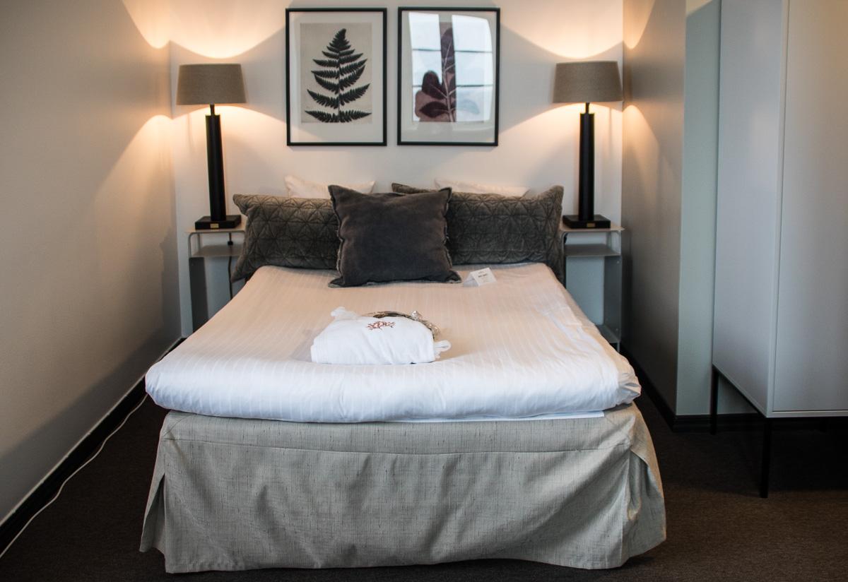 Sov godt på Varbergs Kusthotell