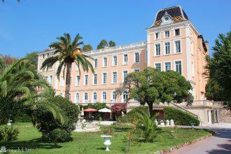 St. Tropez halvøyas skjulte skatt kan også være hotellet L'Orangerie