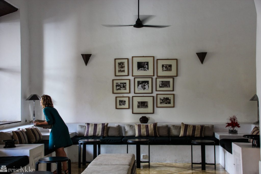 The Four Printers Hotel, Sri Lanka
