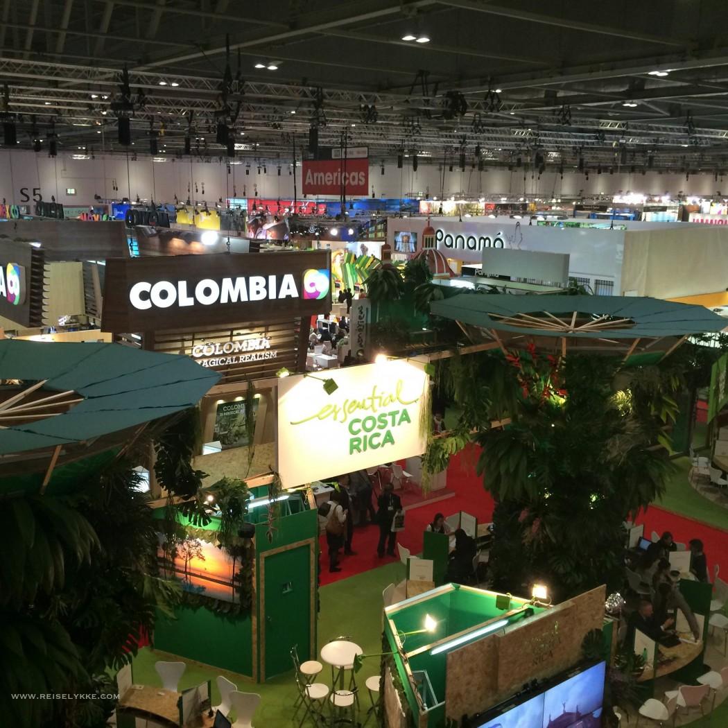 World Travel Market 2014