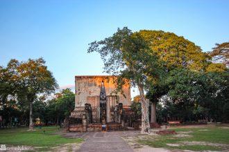 Wat Sri Chum i Sukhothai