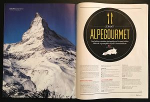 Zermatt i VG reise