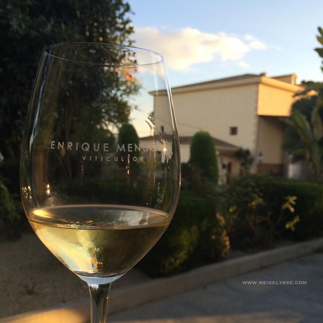Vinsmaking ved Costa Blanca