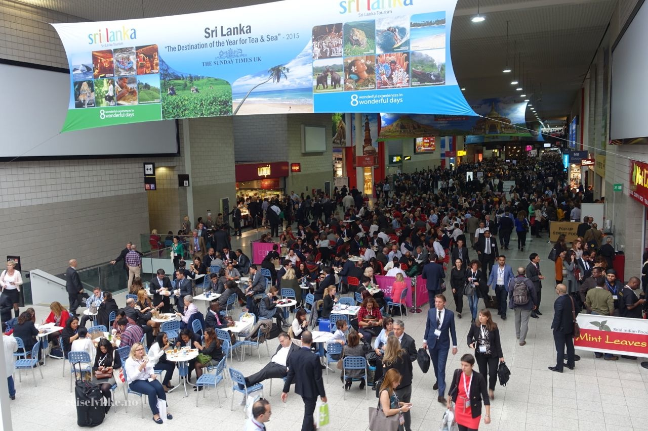 Reisetrender 2016, WTM London