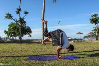yoga på Langkawi