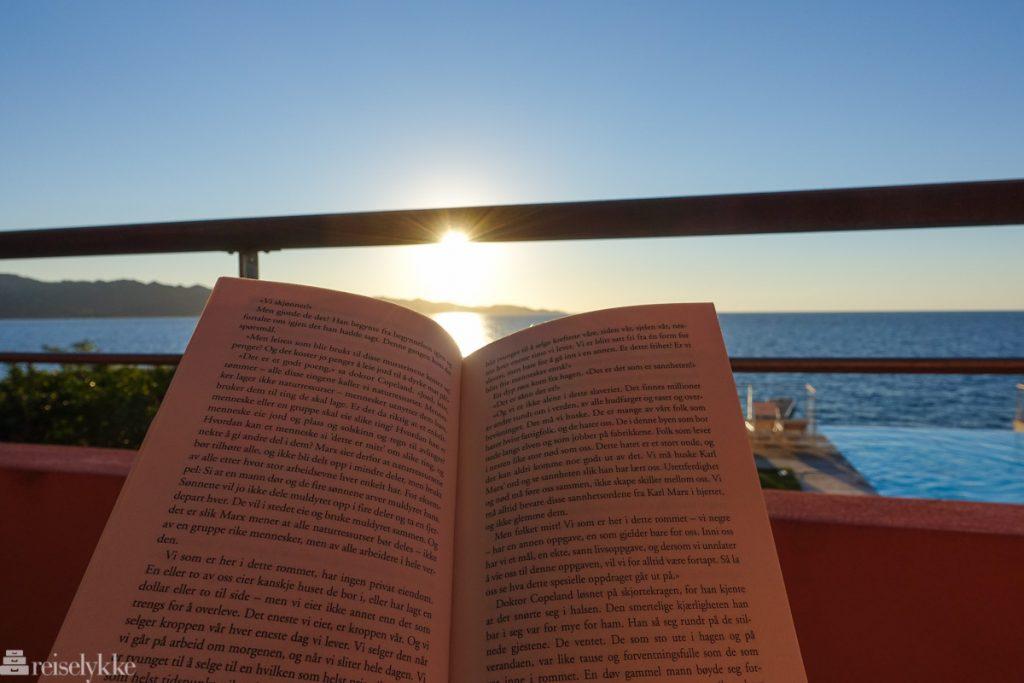 Å lese seg rundt i verden