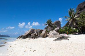 Øyhopping på Seychellene