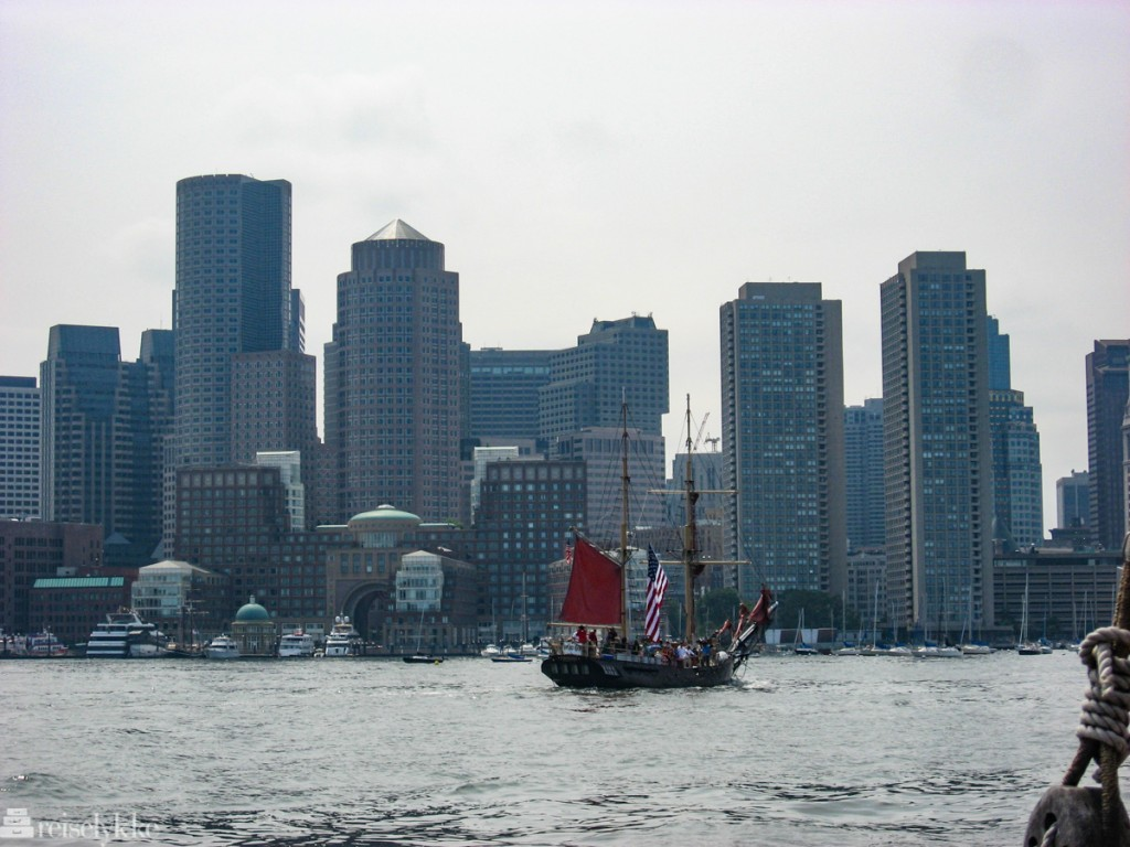 Reiseopplevelser ut av New York: Boston