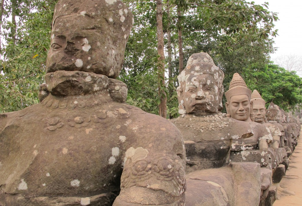 Templene i Angkor. Kambodsjas store arv
