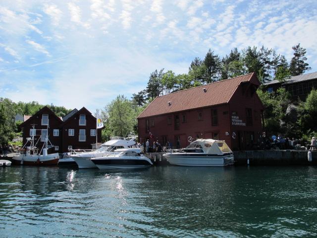Borgøy, Norge
