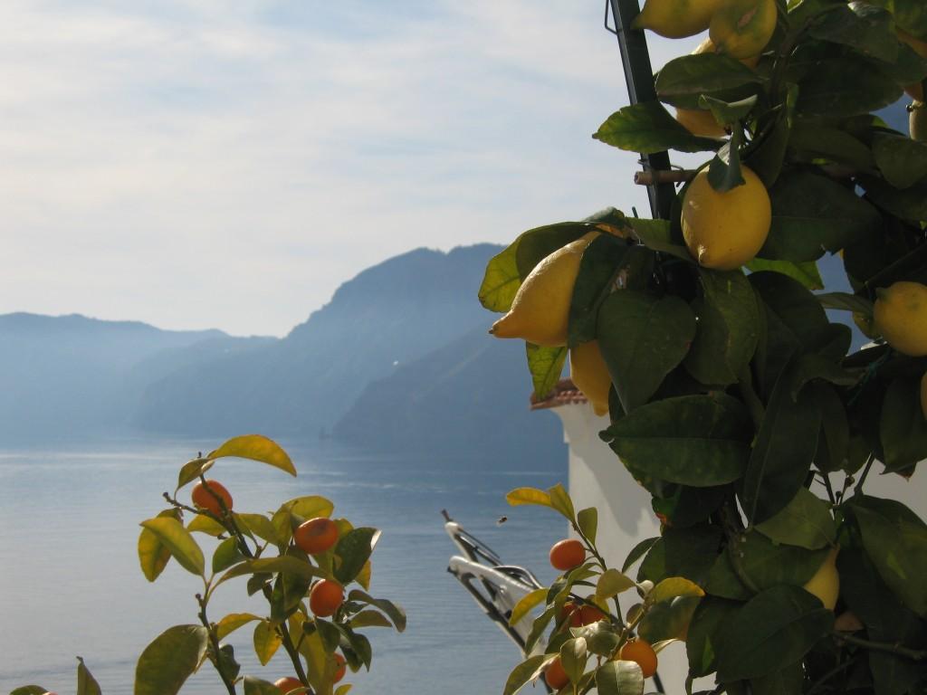 Italia er et vakkert ferieland. Roberto Saviano skildrer en annen side av sitt hjemland. Foto: Mette S. Fjeldheim