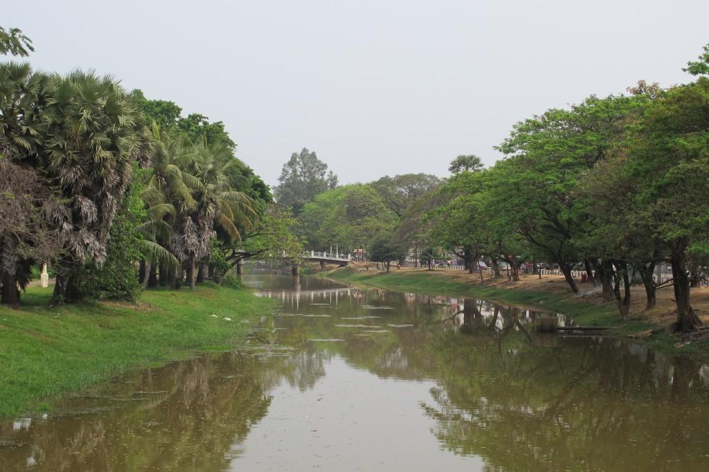 Siem Reap River, Kambodsja