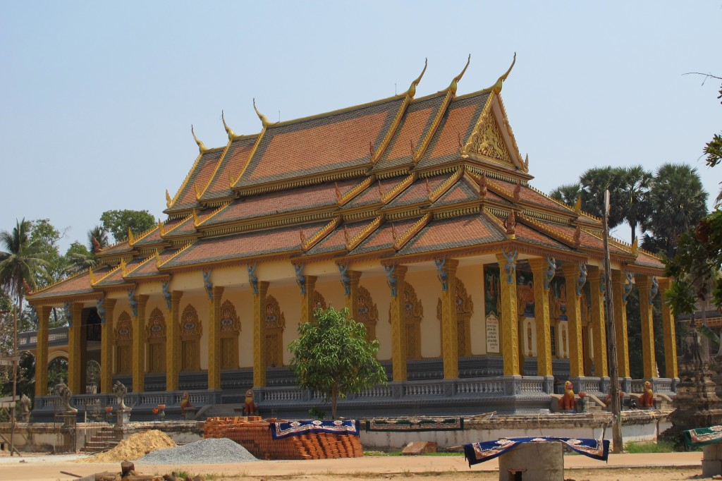Pagoda in Siem Reap