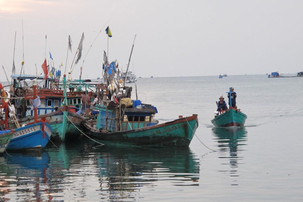 Pust ut – på Phu Quoc