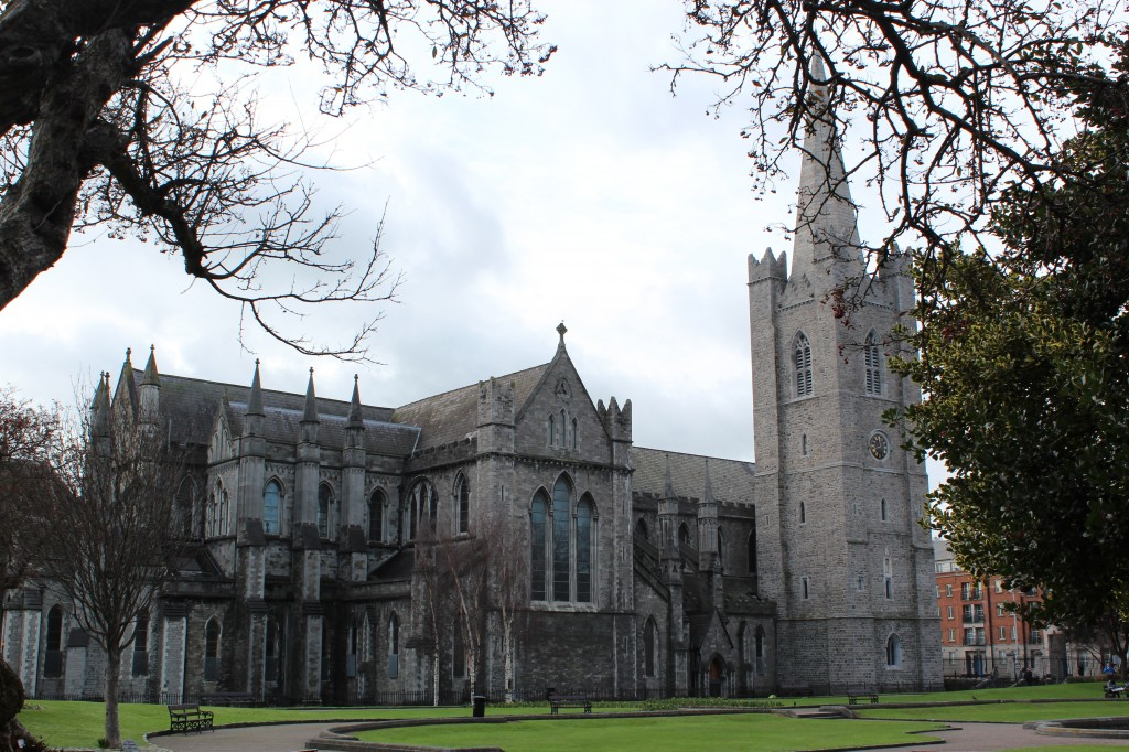 St. Patricks Cathedral, Dublin, Irland