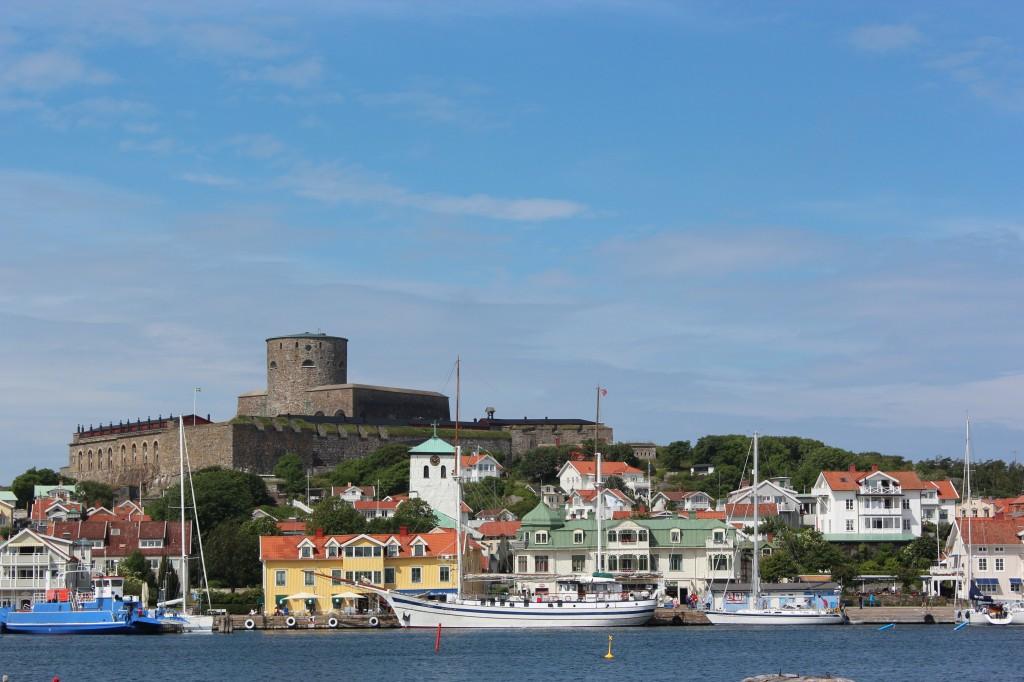 Kriminell utsikt på Marstrand