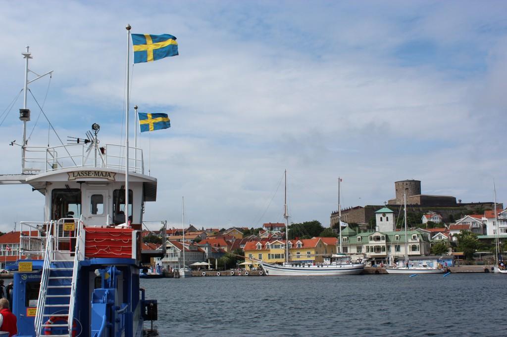 Midtsommer på Marstrand